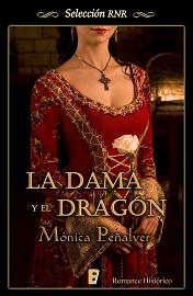 Portada La dama y el Dragón de Mónica Peñalver