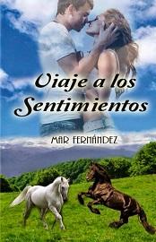 """""""Viaje a los sentimientos"""" de la autora Mar Fernández"""