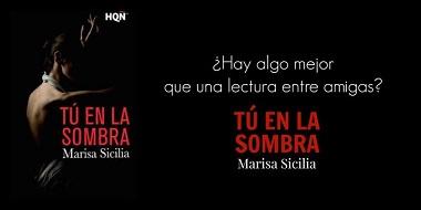 """""""Tú en la sombra"""" de Marisa Sicilia"""