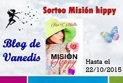 Blog de Vanedis sorteo Misión hippy