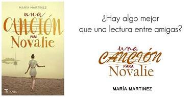 Una canción para Novalie de María Martínez