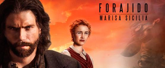 Banner fanart de Forajido de Marisa Sicilia